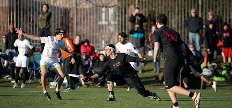 MLU New York Rumble Exhibition vs. Rutgers Machine