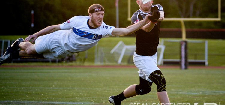 MLU Philadelphia Spinners vs. DC Current